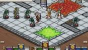 Old Battle Screen
