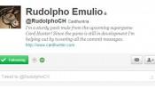 Rudolpho Emulio, acting news-mule