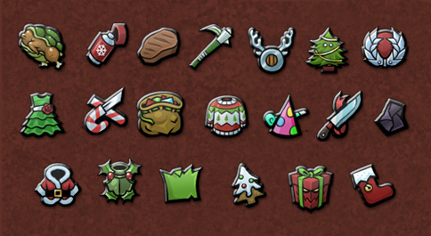 Collect these unique holiday items during our festive special event!